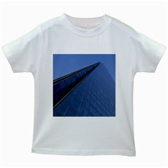 The Shard London White Kids'' T Shirt