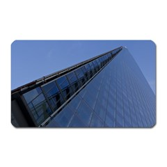 The Shard London Large Sticker Magnet (rectangle)