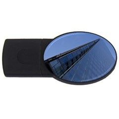 The Shard London 2gb Usb Flash Drive (oval)