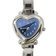 The Shard London Classic Elegant Ladies Watch (Heart)