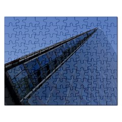 The Shard London Jigsaw Puzzle (Rectangle)