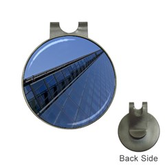 The Shard London Hat Clip with Golf Ball Marker
