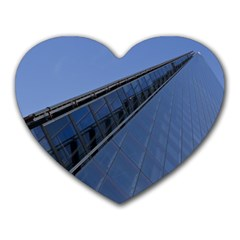 The Shard London Mouse Pad (Heart)