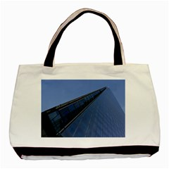 The Shard London Twin-sided Black Tote Bag