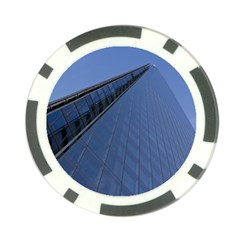 The Shard London Poker Chip