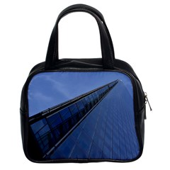 The Shard London Twin Sided Satched Handbag