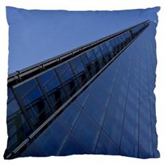 The Shard London Large Cushion Case (one Side)