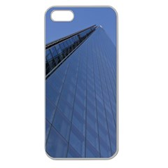 The Shard London Apple Seamless Iphone 5 Case (clear)
