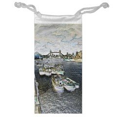 River Thames Art Glasses Pouch