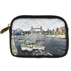 River Thames Art Compact Camera Case