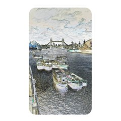 River Thames Art Card Reader (Rectangle)