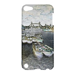 River Thames Art Apple iPod Touch 5 Hardshell Case