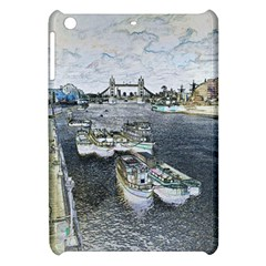 River Thames Art Apple iPad Mini Hardshell Case