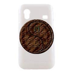 Taurus / Yang Earth Dragon Samsung Galaxy Ace S5830 Hardshell Case