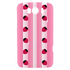 Strawberry Cream Cake HTC Sensation XL Hardshell Case