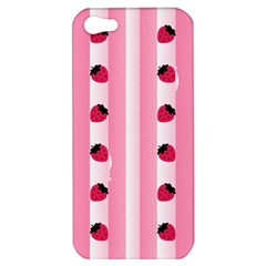 Strawberry Cream Cake Apple iPhone 5 Hardshell Case
