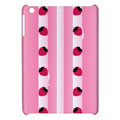 Strawberry Cream Cake Apple iPad Mini Hardshell Case