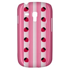 Strawberry Cream Cake Samsung Galaxy S3 MINI I8190 Hardshell Case