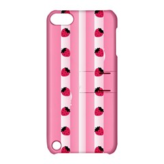 Strawberry Cream Cake Apple iPod Touch 5 Hardshell Case with Stand