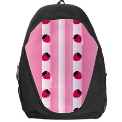Strawberry Cream Cake Backpack Bag