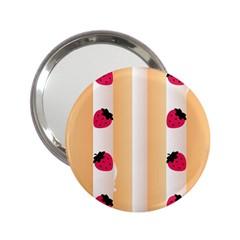 Origin Strawberry Cream Cake 2.25  Handbag Mirror