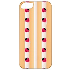 Origin Strawberry Cream Cake Apple iPhone 5 Classic Hardshell Case
