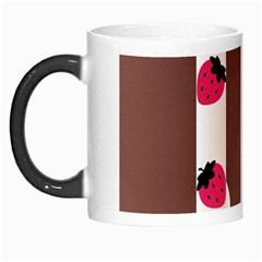 Choco Strawberry Cream Cake Morph Mug