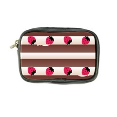 Choco Strawberry Cream Cake Coin Purse