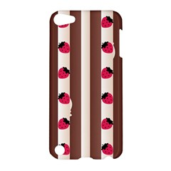 Choco Strawberry Cream Cake Apple iPod Touch 5 Hardshell Case