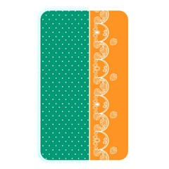 Lace Dots  With Black Pink Card Reader (Rectangle)