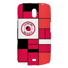 Brand Strawberry Piet Mondrian Pink Samsung Galaxy Nexus i9250 Hardshell Case