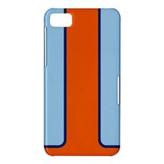 Gulf No Logo BlackBerry 10 Dev Alpha A (Z10) Hardshell Case