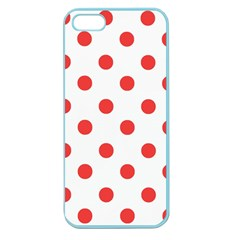 King of the Mountain Apple Seamless iPhone 5 Case (Color)