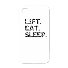 Lifting Apple Iphone 4 Case (white)