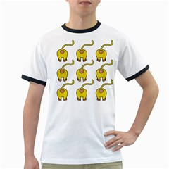 Monkey Nine Backs Ringer T
