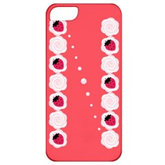 Cake Top Rose Apple iPhone 5 Classic Hardshell Case