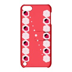 Cake Top Rose Apple iPod Touch 5 Hardshell Case with Stand