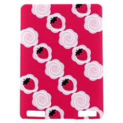 Cake Top Pink Kindle Touch 3G Hardshell Case