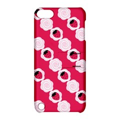 Cake Top Pink Apple iPod Touch 5 Hardshell Case with Stand