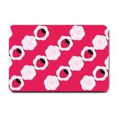 Cake Top Pink Small Doormat