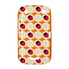Cake Top Orange BlackBerry Curve 9380 Hardshell Case