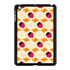 Cake Top Orange Apple Ipad Mini Case (black)