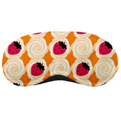 Cake Top Orange Sleeping Mask