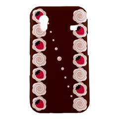 Cake Top Choco Samsung Galaxy Ace S5830 Hardshell Case