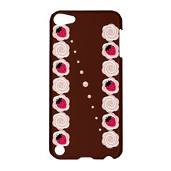 Cake Top Choco Apple iPod Touch 5 Hardshell Case