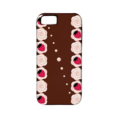 Cake Top Choco Apple Iphone 5 Classic Hardshell Case (pc+silicone)