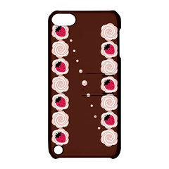 Cake Top Choco Apple iPod Touch 5 Hardshell Case with Stand