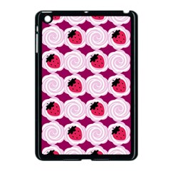 Cake Top Grape Apple Ipad Mini Case (black)