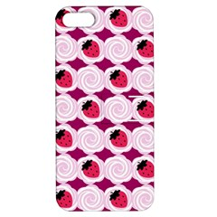 Cake Top Grape Apple iPhone 5 Hardshell Case with Stand