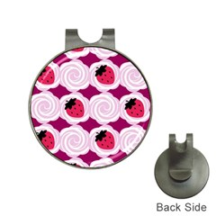 Cake Top Grape Golf Ball Marker Hat Clip
